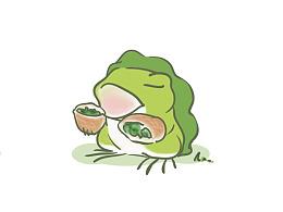 Amy的蛙宝宝