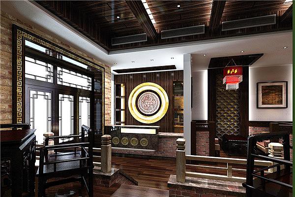 成都茶楼设计机构-成都茶楼装修|空间|室内设计养鸡场设计图片