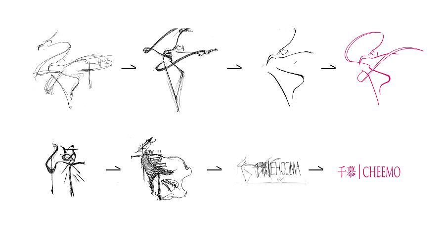 手绘舞蹈背景图