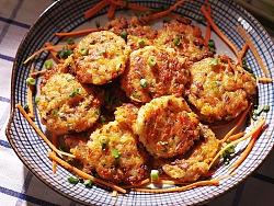 香煎虾饼 | 美食短片 味蕾时光