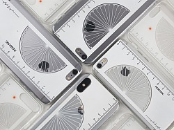 CARECASE设计师尺子手机壳