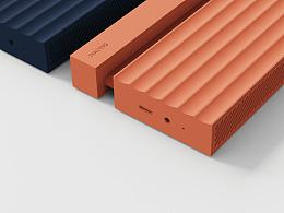 Waving-收纳音箱设计-原创