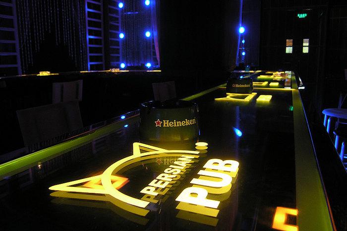青岛酒吧设计-《卓巧装饰》-青岛专业酒吧设计