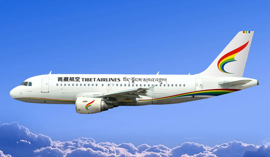 西藏航空标志设计欣赏|vi/ci|平面|东道mom