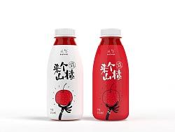 山楂汁包装设计
