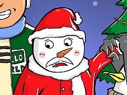 祝大家圣诞快乐