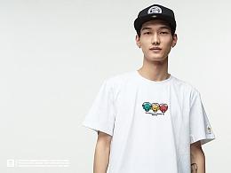 """街头品牌 STRETAG®""""DEVILS FACE鬼面""""短袖T恤"""
