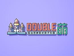 DOUBLE萌 | LOGO设计