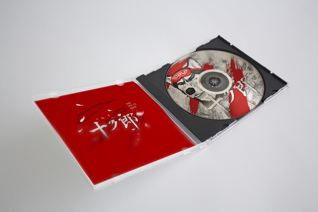 cpu眼罩哥_cpu眼罩 《十三郎》 专辑设计
