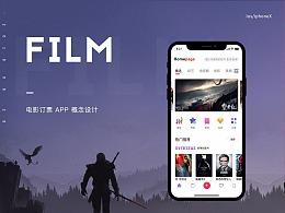 FILM · 电影APP设计