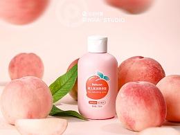 呵护肌肤-桃子水|品拍传媒