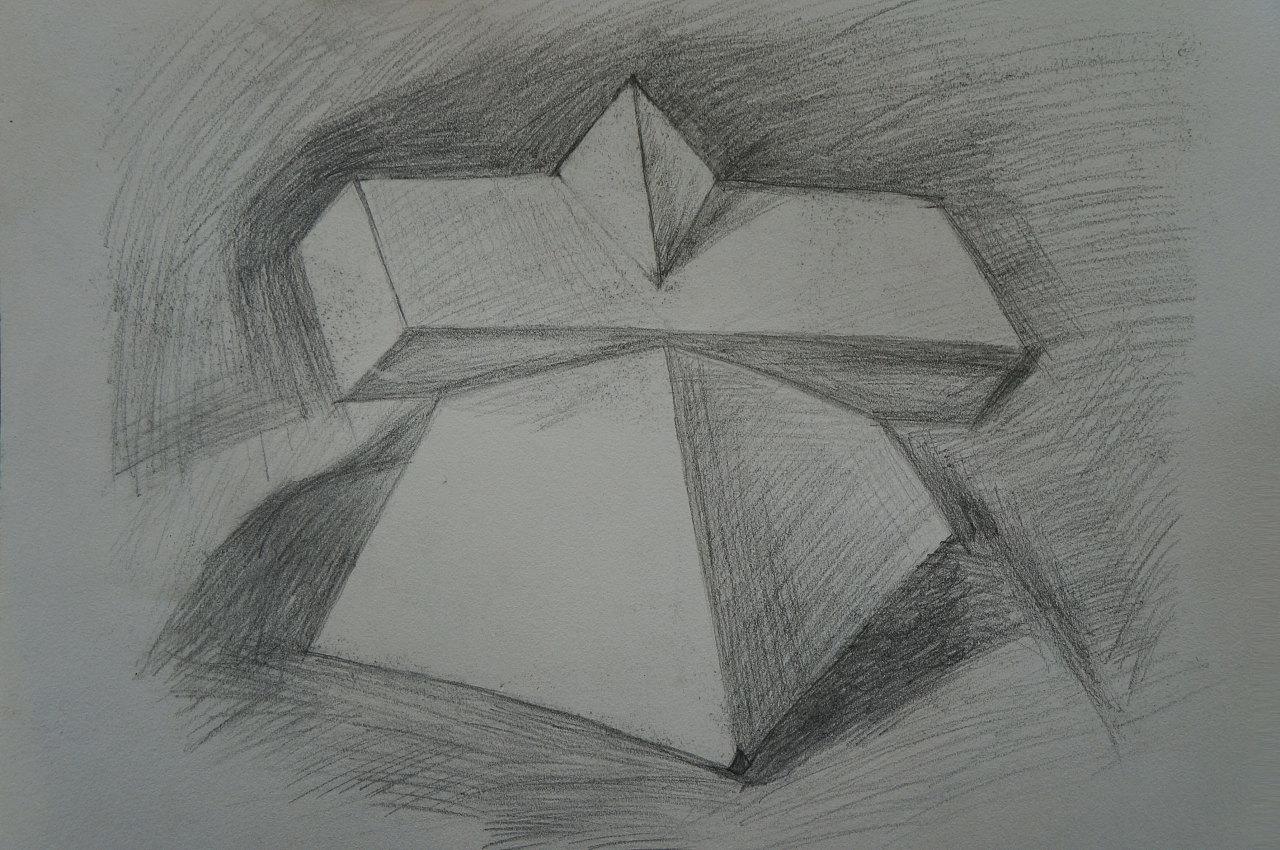 一看就懂:制作正十二面体到底需要多少个步骤_腾讯网