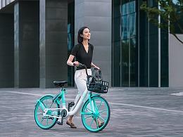 品牌KV | 青桔单车
