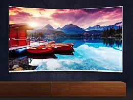 B55UC ▪ 55吋超薄4K智能曲面大屏电视