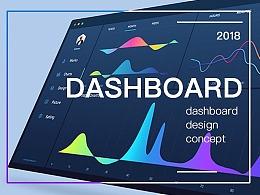 dashboard概念界面
