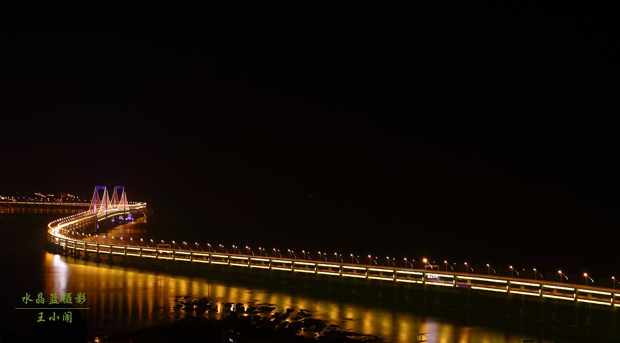 大连星海跨海大桥