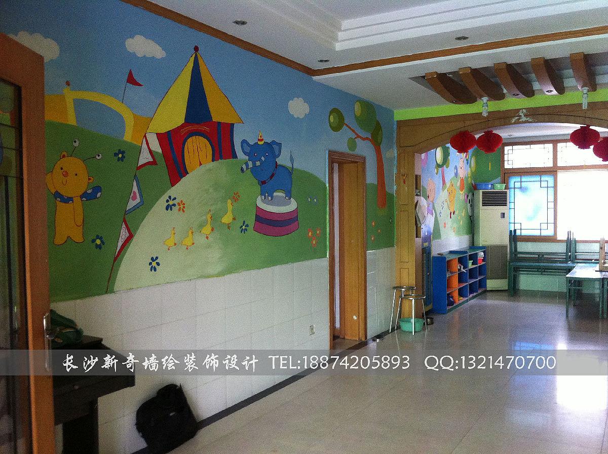 长沙新奇墙绘 长沙墙绘,长沙壁画,长沙手绘墙,长沙幼儿园墙绘,壁画