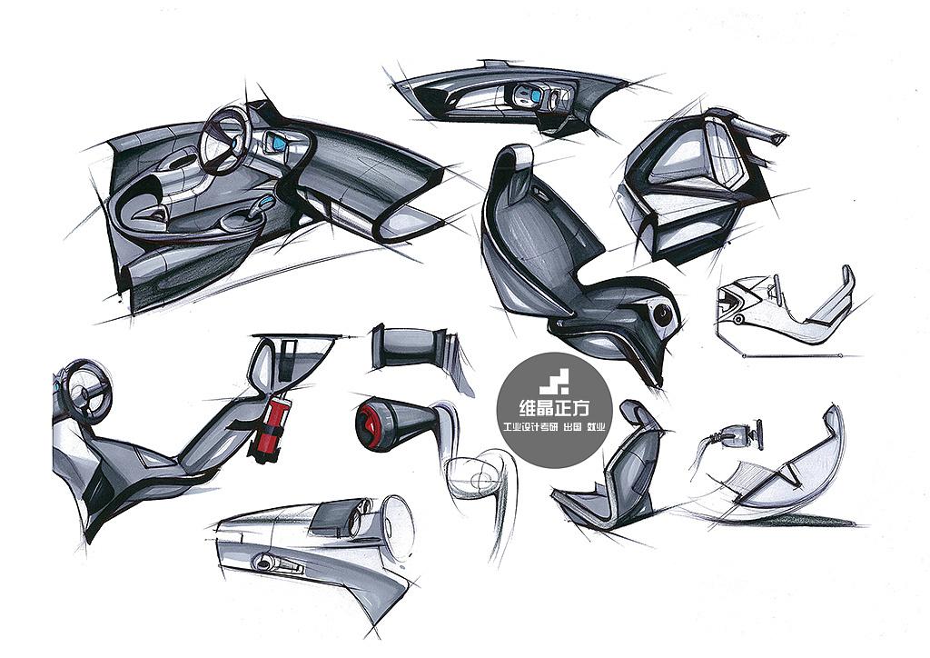 工业设计手绘图片