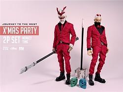 西遊聖誕派對 X'MAS PARTY 2P SET