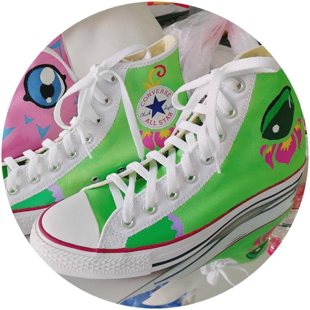 宝贝主题鞋子数码设计创意速写设计图片