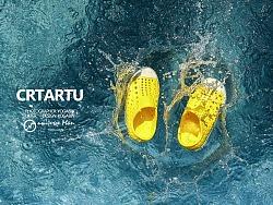 乐活一夏 CRTARTU/卡特兔 品牌视觉定制