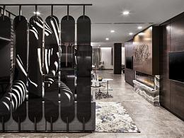 将酒店打造强大艺术与创意文化设计