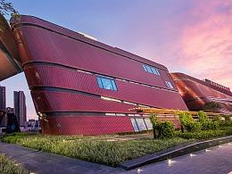 建筑摄影丨深圳红立方