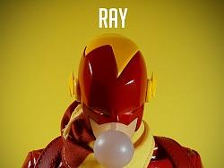 Street Mask - Ray