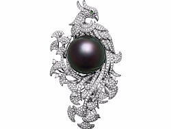 代波军工作室四月份作品——异形海水珍珠、巴洛克珍珠