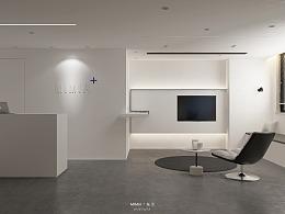 MIMIA·极简 美容会所室内设计表现