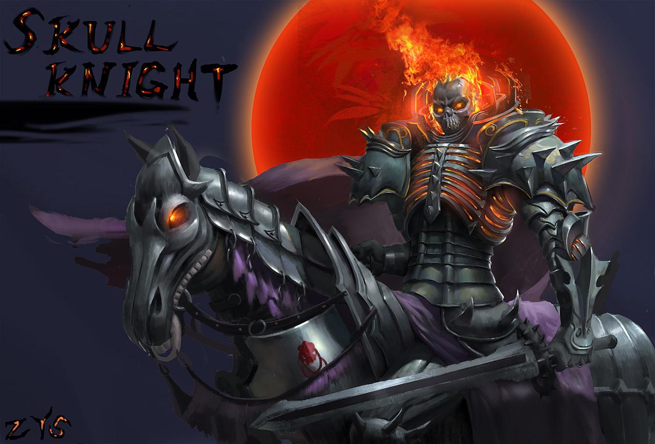 网游之骷髅骑士_剑风传奇 骷髅骑士
