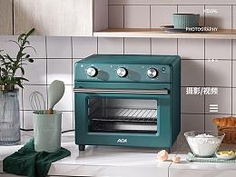ACA烤箱场景图拍摄