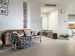 门厅改变动线,解锁异形空间,网传奇葩户型的颠覆改造