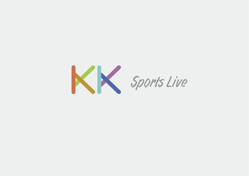 戴套kk_kk sports live 品牌形象设计