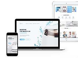 Triooo 网页设计