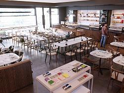 Moleskine 咖啡店