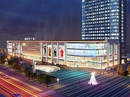 步步高新时代广场:县域购物中心2.0版10月1日开业!
