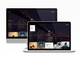 PC端网站