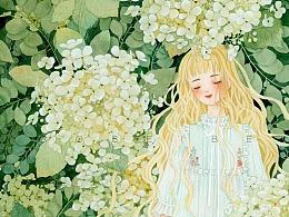 花与莉莉丝
