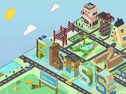 Stadt Land Fluss 德国电视台RTL 网站游戏