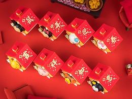 TSUM TSUM迪士尼松松新年系列盲盒拍摄(仅拍摄)