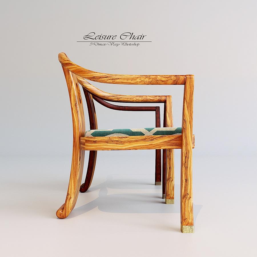 原创作品:新中式家具