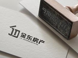 金东房产LOGO设计