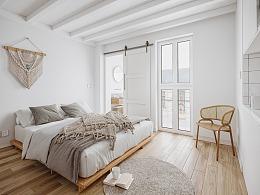 日常搬砖系列-VR现代卧室