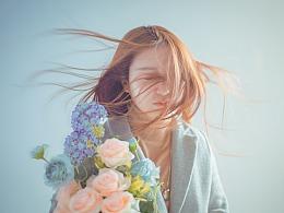 人像摄影 | 风的痕迹