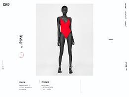 Dsgn服装电商网站设计
