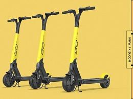 共享滑板车设计