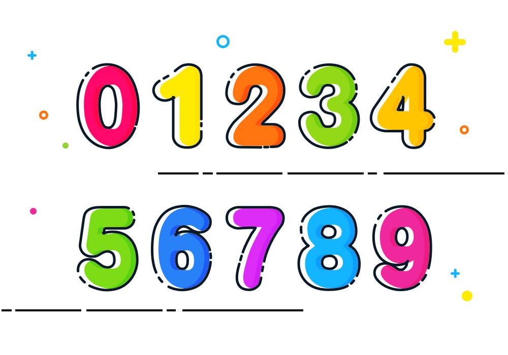手绘字体练习