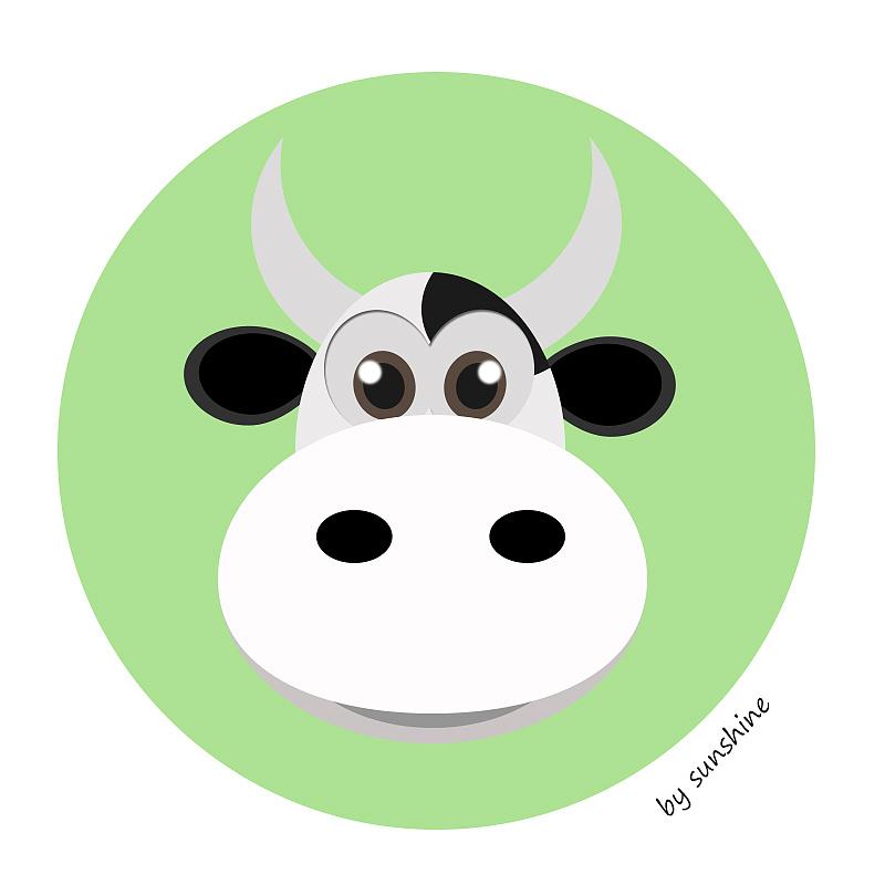 动物头像图片卡通_微信头像图片大全动物