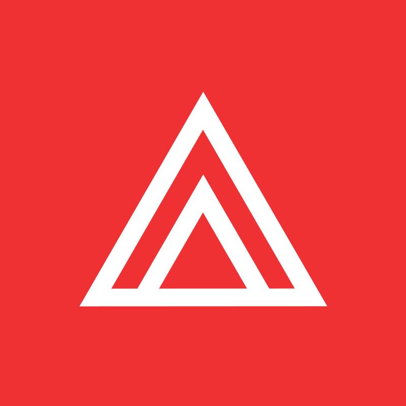 探索两个三角形在二维空间的可能|图标|ui|原始木屋图片
